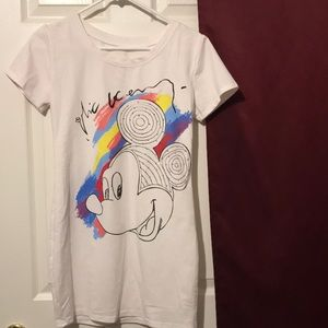 Dresses & Skirts - Mickey Shirt Dress